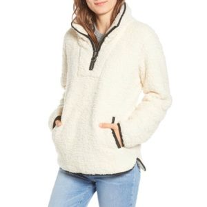 NWT Thread & Supply Wubby Fleece pullover